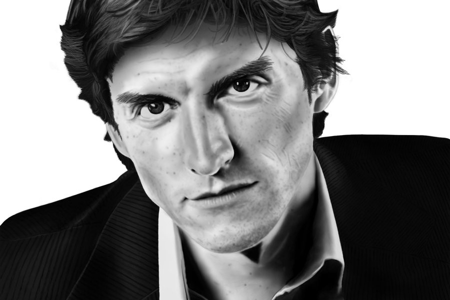 Gideon Emery Portrait